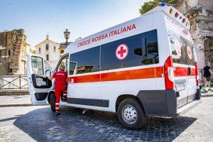 2017.07.21 - CRI Roma - Uscita Ambulanza Roma_6