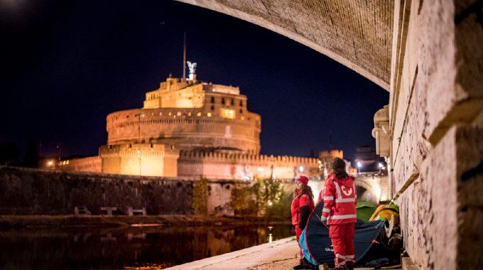 Unità Di Strada. SASFID. Sociale.Croce Rossa Italiana - Comitato Area Metropolitana Di Roma Capitale.