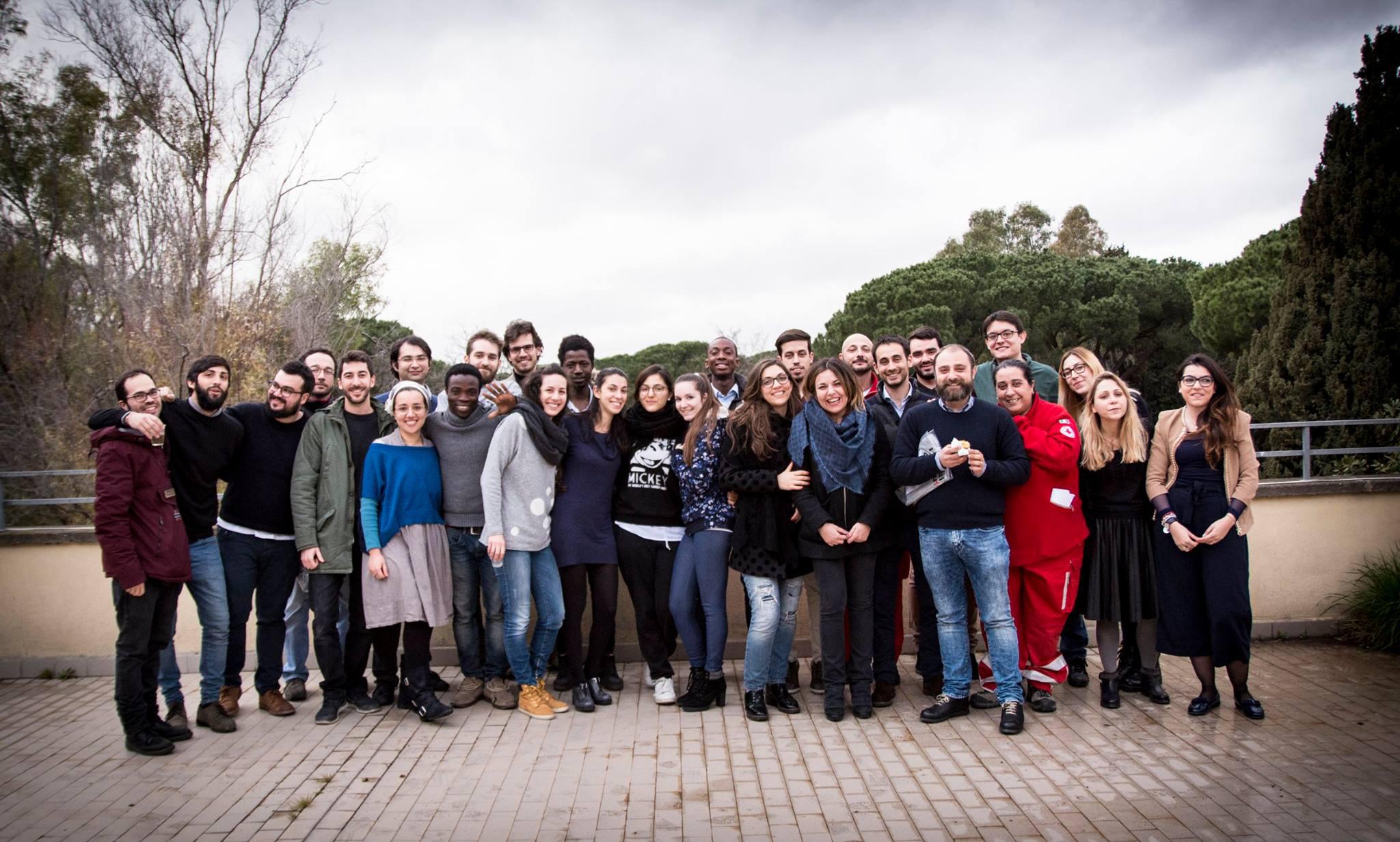 Servizio Civile Nazionale. Croce Rossa Italiana - Comitato Area Metropolitana di Roma Capitale.