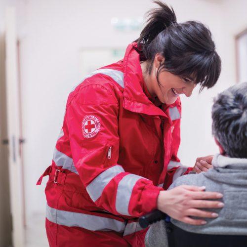 Servizi Domiciliari. Salute.Croce Rossa Italiana - Comitato Area Metropolitana Di Roma Capitale.