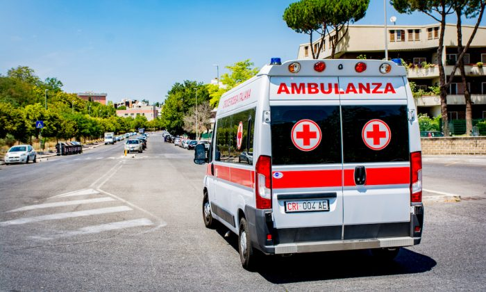Trasporti Sanitari.Croce Rossa Italiana - Comitato Area Metropolitana di Roma Capitale.