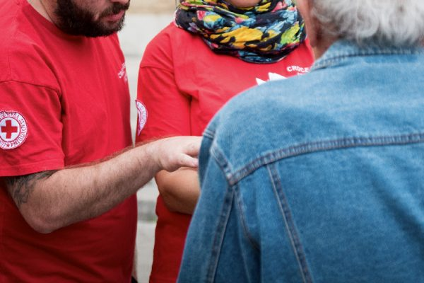 Supporto estivo. Servizi Domiciliari. Salute.Croce Rossa Italiana - Comitato Area Metropolitana di Roma Capitale.